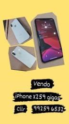 IPhone X 256gb ótimo estado!