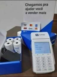 Título do anúncio: Máquina de Cartão Sumup