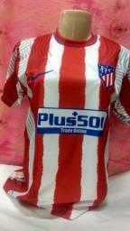 Título do anúncio: Camisas Futebol Internacional Masculina tamanho P adulto.