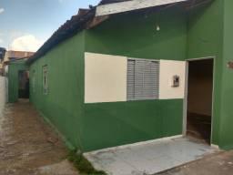 Casa verde na região do Imperial