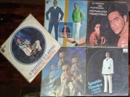 5 Discos Agnaldo Timóteo