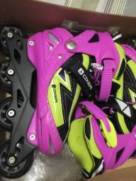 Patins Oxer In Line Monster ABEC 7
