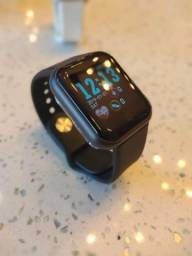 Relógio Inteligente Smartwatch D20 Bluetooth Android Ios Preto