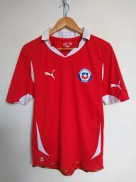 Camisa Puma Chile home 2010