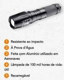 Título do anúncio: Lanterna militar tática SFX