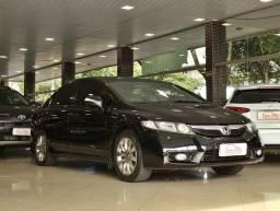 Título do anúncio: Honda Civic 1.8 LXL 4P FLEX AUT