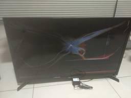 Smart TV Samsung 32' (quebrada)