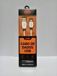 Título do anúncio: Cabos USB Basike