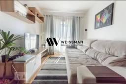 Apartamento à venda com 1 dormitórios em Perdizes, São paulo cod:12785