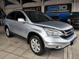 Honda CR-V LX 2.0 Automática Multimidia Rodas Novíssima