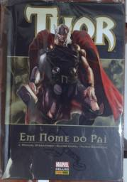 HQ - Thor Em Nome do Pai (Marvel Deluxe)