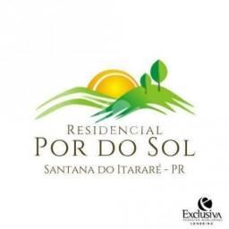 Terreno à venda, 150 m² - Centro - Santana do Itarare/PR