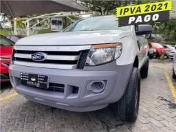 Ford Ranger XL 2015 ar e direcao IPVA pg muito linda
