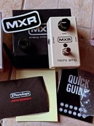 Pedal Micro Amp MXR