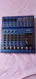 Yamaha mg10 - mesa de 10 canais