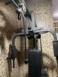 Estação de musculação wct fitness 80 kg
