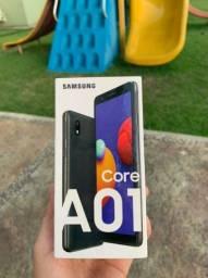Samsung Galaxy A01 core novo