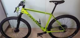 Bicicleta Cannondale FS-i Carbon 5 2019, Verde,  TAM L<br><br>