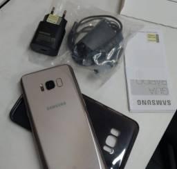 Vendo s8 Plus 64 GB Dourado
