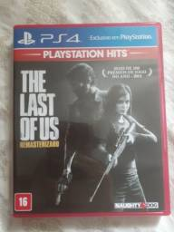 Título do anúncio: Jogo Ps4 The Last of US