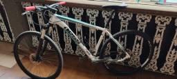 Título do anúncio: Bike 29er 27v Tam.19 - Troco por Notebook