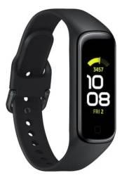 Samsung Galaxy Fit2 1.1 Black De Tpu Arco Black Sm-r220