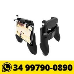 Suporte Gamepad c/ Gatilho Free Fire Pubg