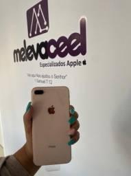 iPhone 8 Plus 64gb / Novo de vitrine / garantia