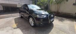 Audi Q3 C/ TETO SOLAR E BAIXA KM