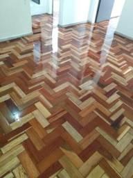 Restauração de pisos de madeira sinteko comum e ecológico,sem cheiro