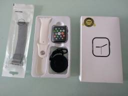 Título do anúncio: Relógio Smart Watch T900 Branco
