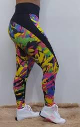 Calça legging feminina - Varias cores - Entregamos em casa