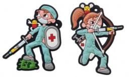 Título do anúncio: Chaveiros médico e enfermeiros