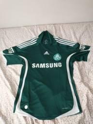 Título do anúncio: Vendo camisa Palmeiras tamanho M