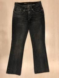 Calça Jeans Feminina Marca Forum Tamanho 38