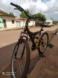 Título do anúncio: Bike dupla suspensão