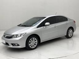 Título do anúncio: Honda CIVIC Civic Sedan LXR 2.0 Flexone 16V Aut. 4p