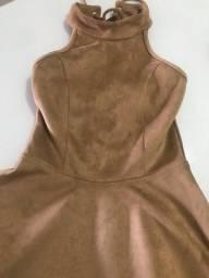 Vestido chamois