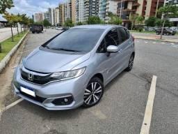 Título do anúncio: Honda Fit 1.5 exl 18/18 16v flex 4p automático
