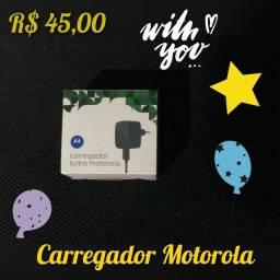 Carregador  Motorola.