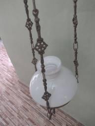 Título do anúncio: Lustre bronze
