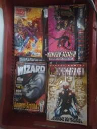 Título do anúncio: Revistas em quadrinhos, gibis e mangás