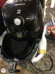 Fritadeira elétrica mondial Air fryer usadas 110 volts