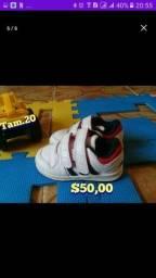 Título do anúncio: Tênis Adidas, Nike e Bibi
