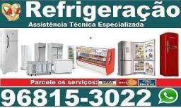 Título do anúncio: Consertos de Geladeira e Freezer