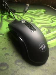 Mouse redragon cobra m711 10000 de dpi