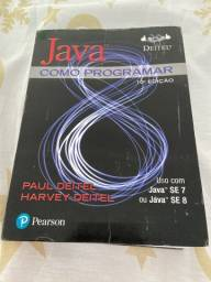 Título do anúncio: Java - Como programar