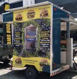 Título do anúncio: Food truck 12 x de R$1.400