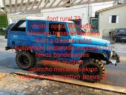 Vendo Ford Rural