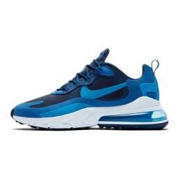 Tênis Nike Air Max 270 React Azul - 37